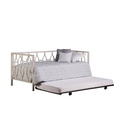 Hayward Daybed in Textured White