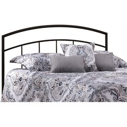 Julien Headboard in Textured Black (2)