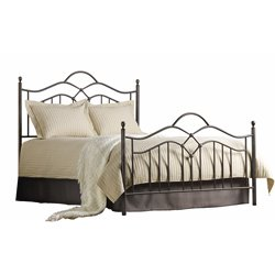 Oklahoma Poster Bed in Bronze