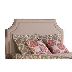 Parker Upholstered Headboard in Beige
