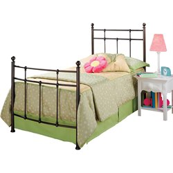 Providence Poster Bed in Bronze