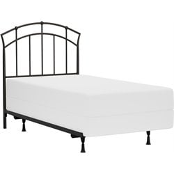 Hillsdale Vancouver Twin Spindle Headboard in Antique Brown