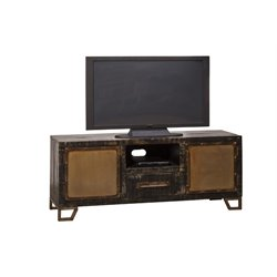 Hillsdale Bridgewater TV Stand in Tan Wood