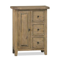 Hillsdale Tuscan Retreat Storage Cabinet in Fruitwood