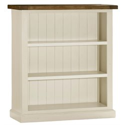 Hillsdale Tuscan Retreat 3 Shelf Bookcase in Country White