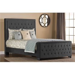 Hillsdale Kaylie Upholstered Storage Panel Bed