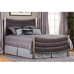 Hillsdale Montego Upholstered Queen Panel Bed