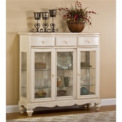 Hillsdale Pine Island Tall Buffet in Old White