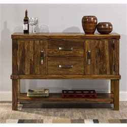 Hillsdale Emerson Sideboard in Natural Sheesham