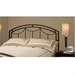 Hillsdale Arlington Spindle Headboard in Brown