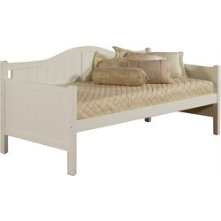 Hillsdale Staci Wood Daybed in White Finish
