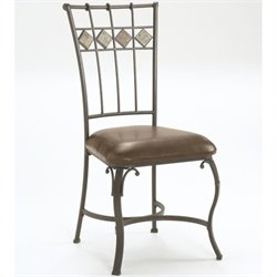 Hillsdale Lakeview Slate Back Dining Chair (Set Of 2)