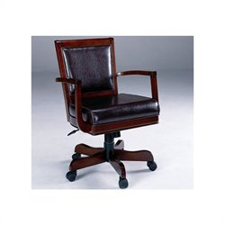 Hillsdale Ambassador Caster Arm Chair