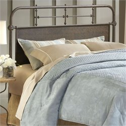 Hillsdale Kensington Sprindle Headboard with Rails in Old Dust