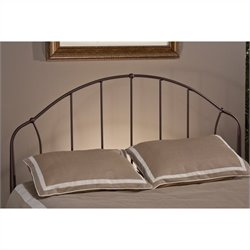 Hillsdale Marston Spindle Headboard in Bronze