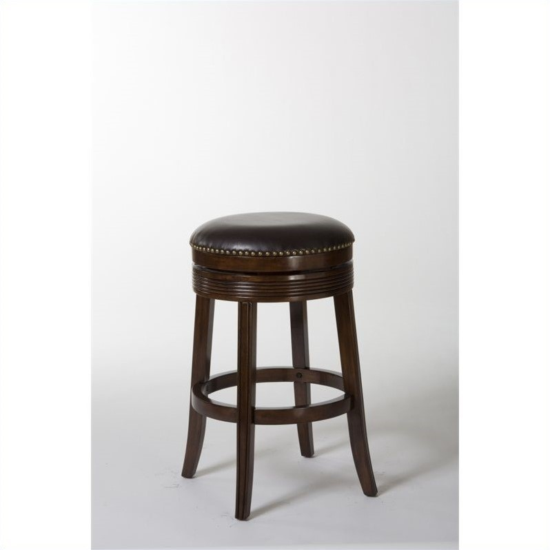 Hillsdale Tillman 26 Quot Backless Swivel Counter Stool In