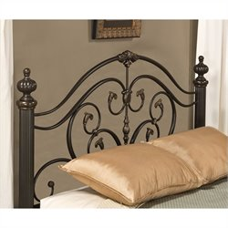 Hillsdale Grand Isle Spindle Headboard in Bronze