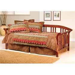 Hillsdale Dorchester Daybed in Brown Cherry