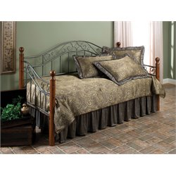 Hillsdale Martino Daybed in Brown
