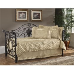 Hillsdale Mercer Daybed in Antique Brown