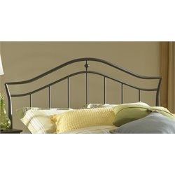 Imperial Headboard in Twinkle Black (2)