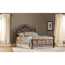 Hillsdale Hyde Park Bed Set with Rails