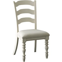 Hillsdale Pine Island Ladder Back  Dining Chair (Set of 2)