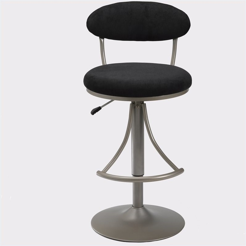 Hillsdale Venus 24 Quot 30 Quot Adjustable Swivel Bar Stool In