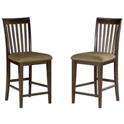 Atlantic Furniture Mission Pub Chair