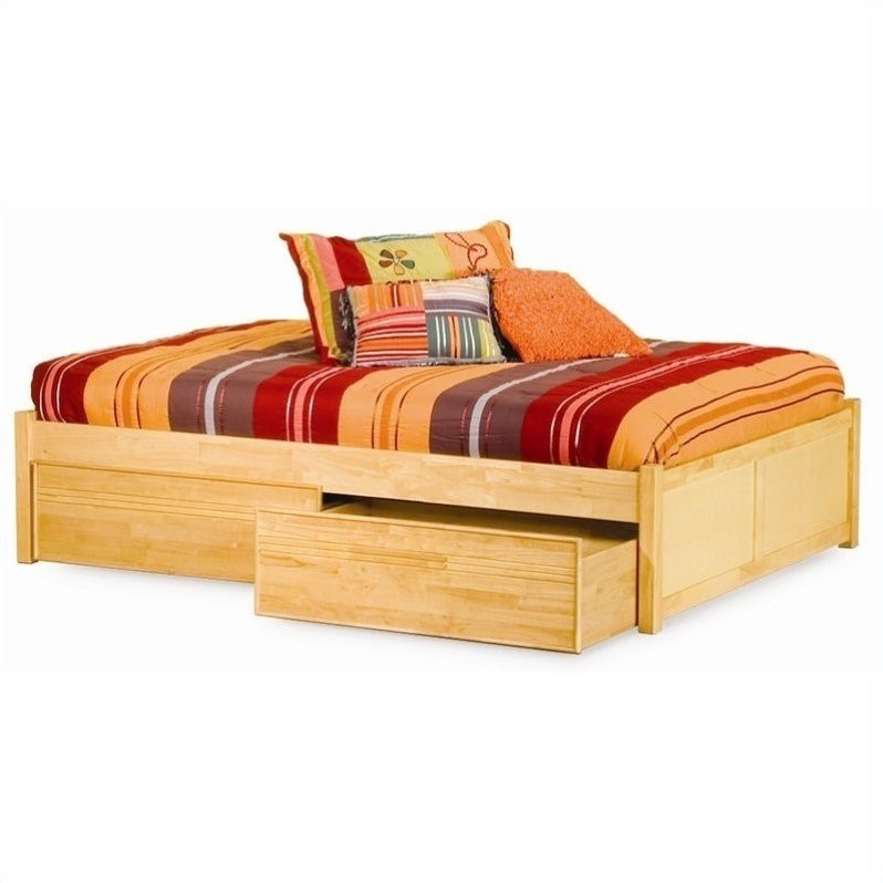Atlantic Furniture Concord Flat Panel Twin Daybed In