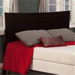 Atlantic Furniture Metro Headboard in Espresso