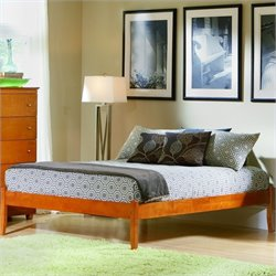 Atlantic Furniture Concord Platform Bed with Trundle