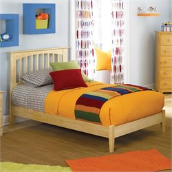 Atlantic Furniture Brooklyn Platform Bed w Trundle