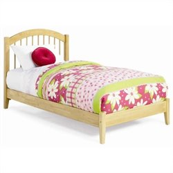 Atlantic Furniture Windsor Platform Bed with Trundle
