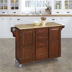 Cherry Kitchen Cart