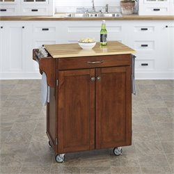 Kitchen Cart in Cherry