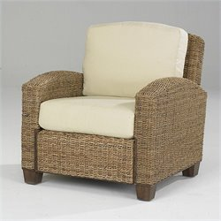 Home Styles Cabana Banana Club Chair In Honey