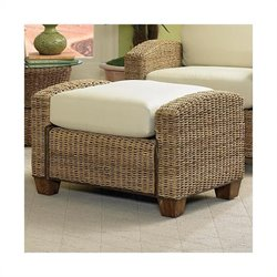 Home Styles Cabana Banana Ottoman in Honey