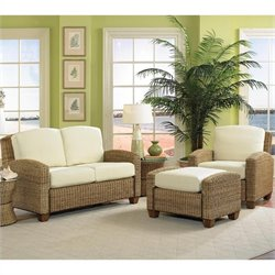 Home Styles Cabana Banana 3 Piece Set in Honey Finish