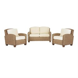 Home Styles Cabana Banana 3 Piece Set in Honey