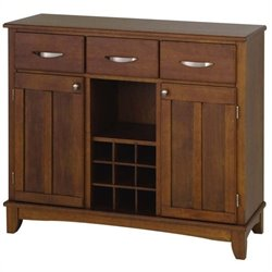 Wood Top Buffet in Cherry