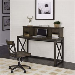 Xcel Writing Desk in Copper