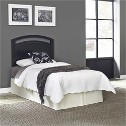Prescott Panel Headboard in Black