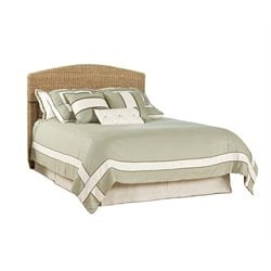 Home Styles Cabana Banana Queen Headboard in Honey