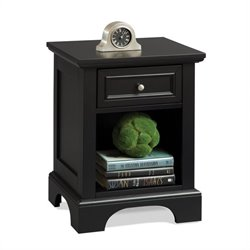 Night Stand in Ebony