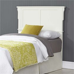 Full Queen Panel Headboard in White