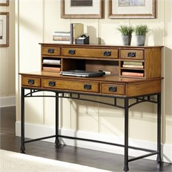 Executive Desk and Hutch