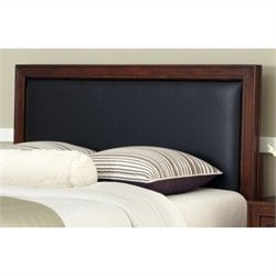Queen Panel Headboard in Black