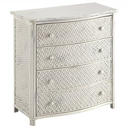 Drawer Chest in White