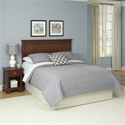 Home Styles Chesapeake Headboard and Night Stand